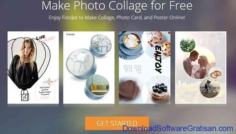 Aplikasi Online Gratis Untuk Desain Kolase, Poster, Kartu Foto, dan Edit Gambar Sosial Media