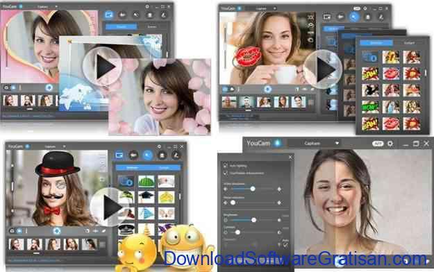 aplikasi kamera pc YouCam