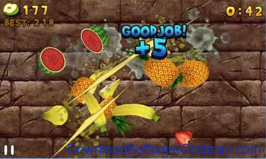 Game Android - Fruit Slice