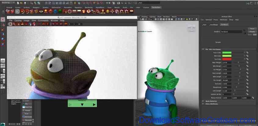 Download Aplikasi Rendering 3D Gratis PC dari Pixar RenderMan