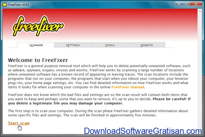 Anti Spyware Gratis Terbaik untuk PC freefixer
