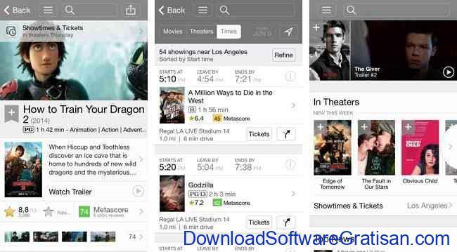 Aplikasi Terbaik yang Wajib Dimiliki Pengguna iPhone imdb iphone