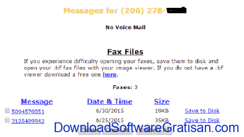 Aplikasi Fax Online Gratis Terbaik k7.net