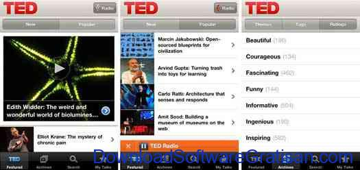 Aplikasi Terbaik yang Wajib Dimiliki Pengguna iPhone ted iphone