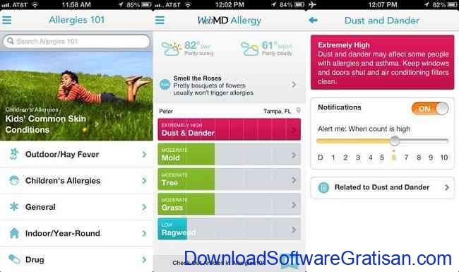 webmd iphone