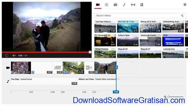 Aplikasi Web Gratis untuk Menggantikan Aplikasi Desktop Kamu youtube video editor