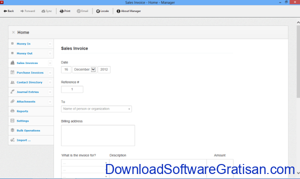 Aplikasi Akuntansi UKM Gratis Manager SS3