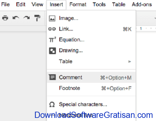 add-comments-google-doc