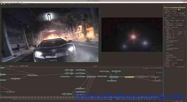 Aplikasi Edit Video PC Windows Gratis Terbaik fusion7