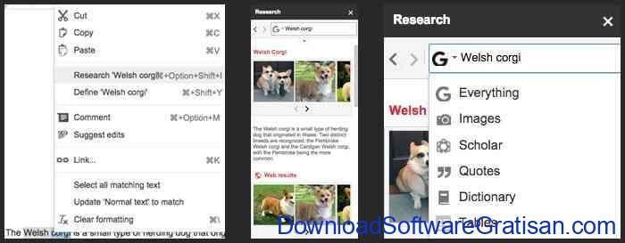 research-tool-google-docs