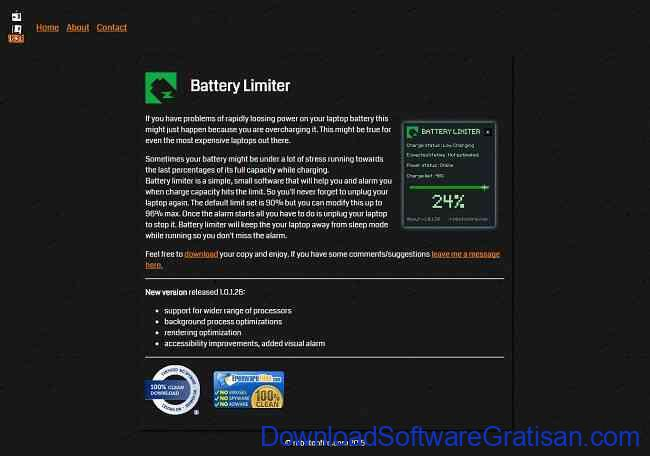 robotonfire battery limiter