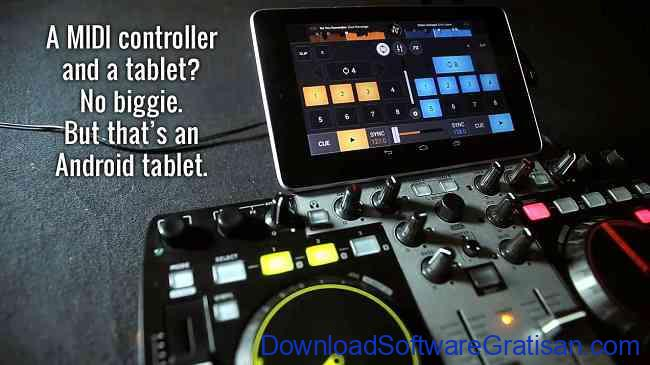 Aplikasi DJAndroid Terbaik Cross DJ Free