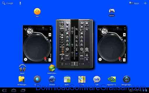 Aplikasi DJAndroid Terbaik DJ Live Wallpaper