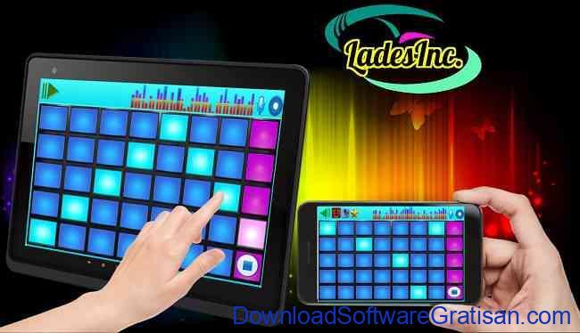 Aplikasi DJAndroid Terbaik DJ Mix Pads