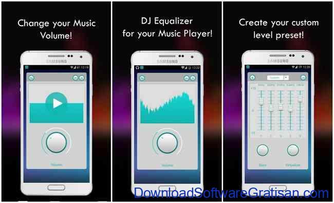 Aplikasi DJAndroid Terbaik DJ Music Equalizer