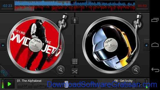 Aplikasi DJAndroid Terbaik DJ Studio 5