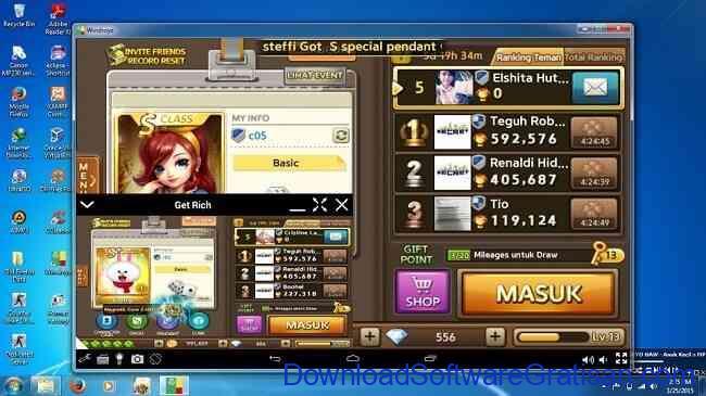 Emulator Android Paling Ringan Windroye