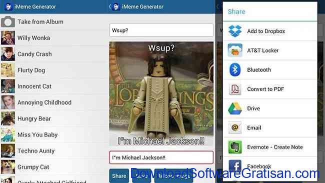 Aplikasi Pembuat Meme Android Free Meme Generator
