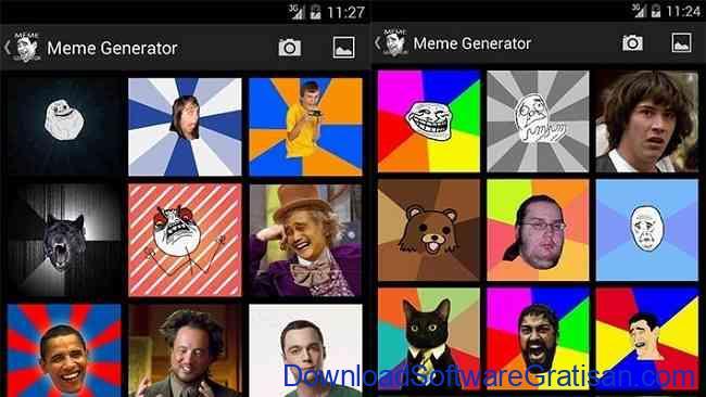 Aplikasi Pembuat Meme Android Meme Generator by humor y memes