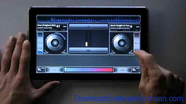Aplikasi DJAndroid Terbaik Virtual DJ Studio