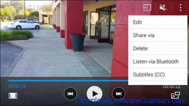 Cara Memotong Durasi Video di Hp Android cara potong video di android samsung