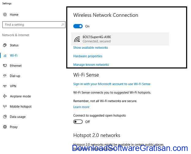 set as meteredd connection windows 10 anniversary 1