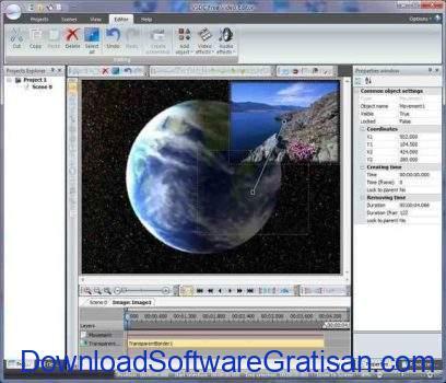 Download Aplikasi Edit Video Gratis: VSDC Free Video Editor