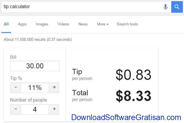 google-search-kalkulator-tip