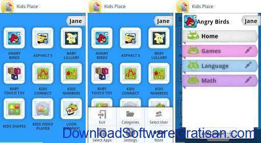 Aplikasi Pemantau HP Anak Gratis Terbaik kids place