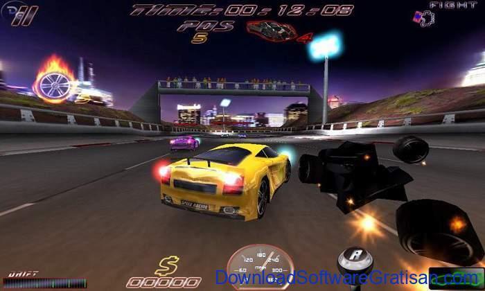 Game Balap Mobil Gratis untuk Hp Android speed racing