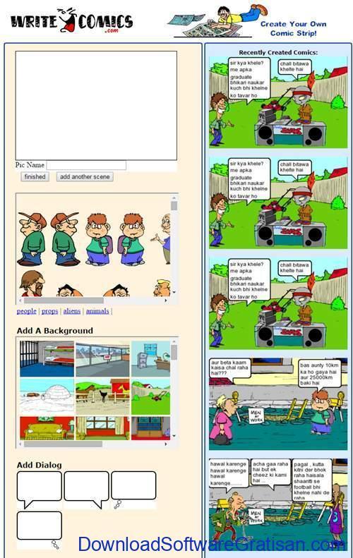 Cara Membuat Komik Sendiri dengan Cara yang Sederhana Writecomics