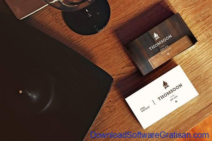 Business Cards Mockup Pack by Tomasz Mazurczak