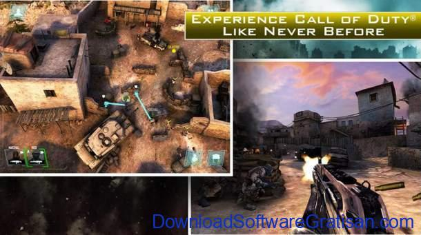Game tembak terbaik Android Call of Duty Strike Team