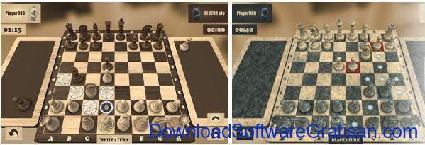 Game Catur Online & Offline Terbaik Android Chess Fusion