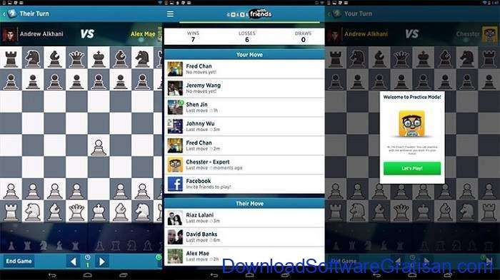 Game Catur Online & Offline Terbaik Android Chess With Friends
