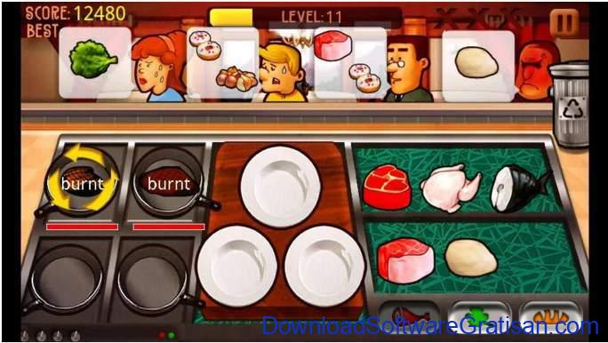 Game Memasak Gratis Android Cooking Master