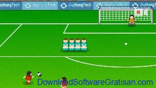 Game Sepakbola Gratis untuk Android Football FreeKick (soccer)
