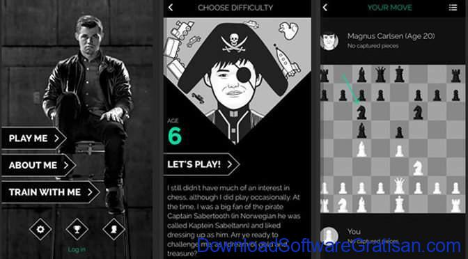 Game Catur Online & Offline Terbaik Android Play Magnus Chess