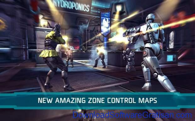 Game tembak terbaik Android SHADOWGUN DeadZone