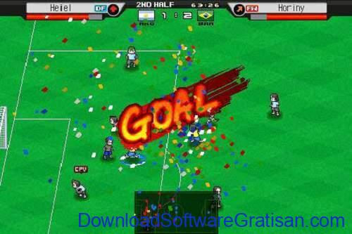 Game Sepakbola Gratis untuk Android Soccer Superstars Free
