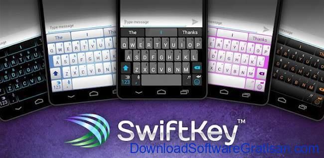 Aplikasi Gratis Android yang Berguna dan Bermanfaat SwiftKey