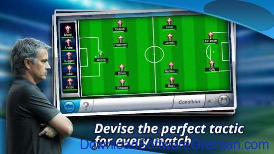 Game Sepakbola Gratis untuk Android Top Eleven Be a Soccer Manager
