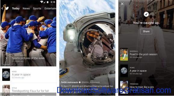 Aplikasi Gratis Android yang Berguna dan Bermanfaat Twitter for Android