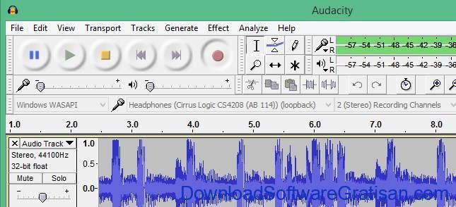 Hapus Ambient Noise dari File Audio Menggunakan Audacity