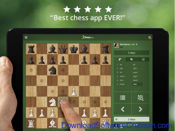 Game Catur Online & Offline Terbaik Android chess play and earn
