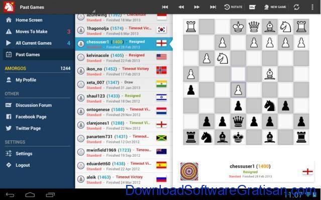 Game Catur Online & Offline Terbaik Android chess presso