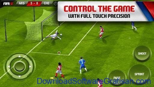 Game Sepakbola Gratis untuk Android fifa 14 android