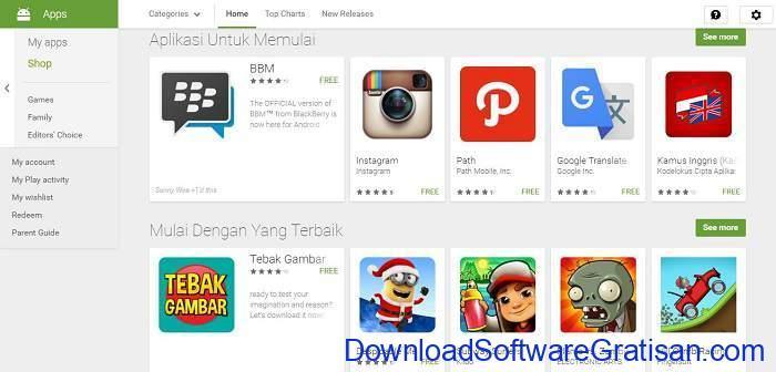 Situs Download Aplikasi Android Terpopuler & Terbaik Google Play