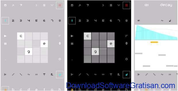 Aplikasi Pembuat Musik Gratis Terbaik untuk Android nanoloop