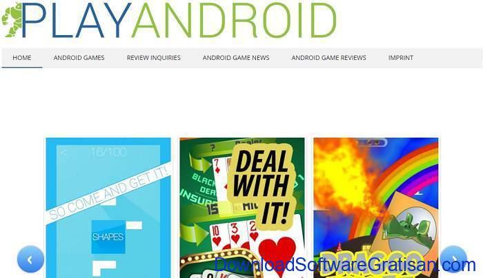 Situs Download Aplikasi Android Terpopuler & Terbaik play android
